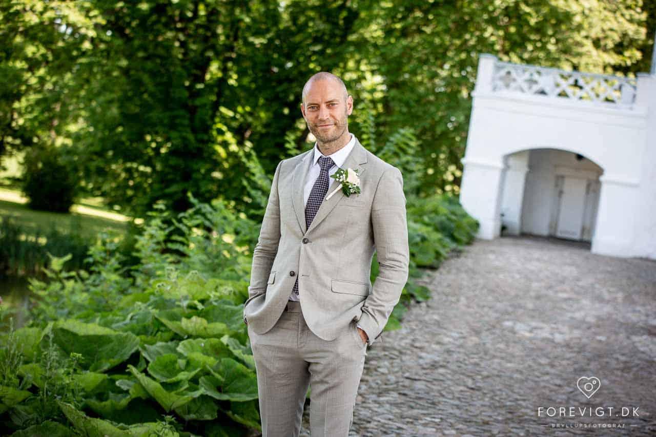 Bryllup på Vestsjælland
