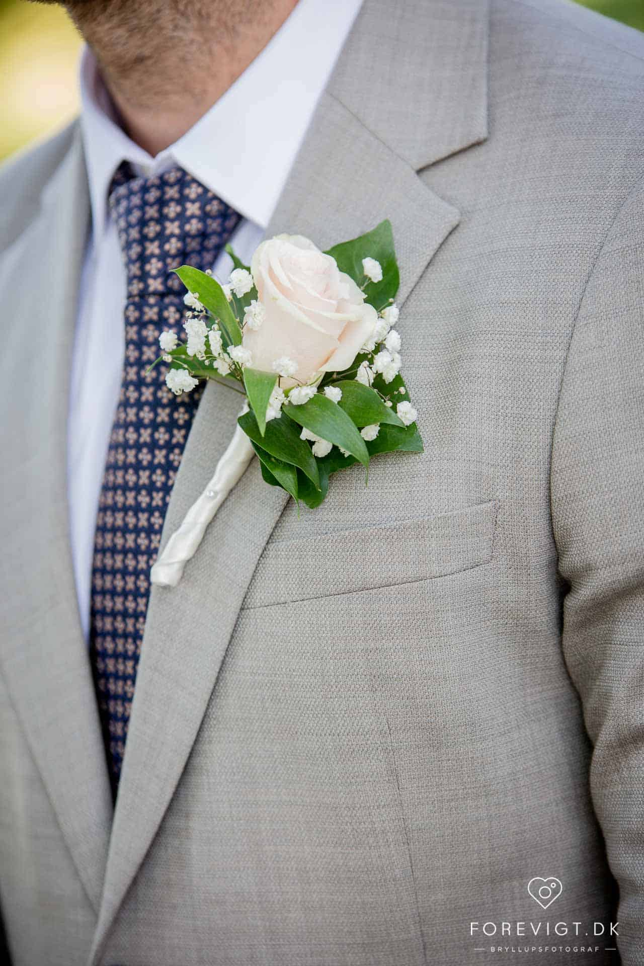 Fest på gods | Bryllup i smukke omgivelser