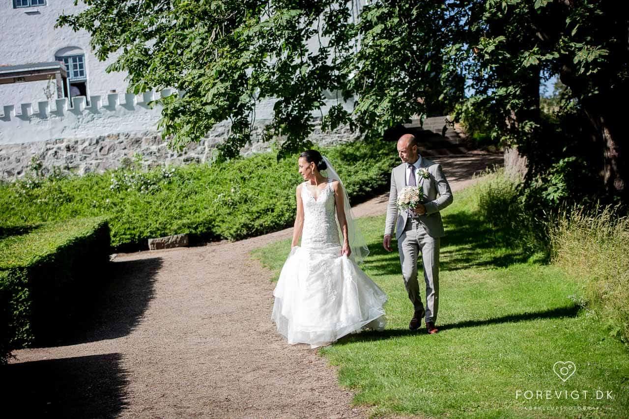 Bryllup i Nordsjælland - Find lækre bryllupslokaler