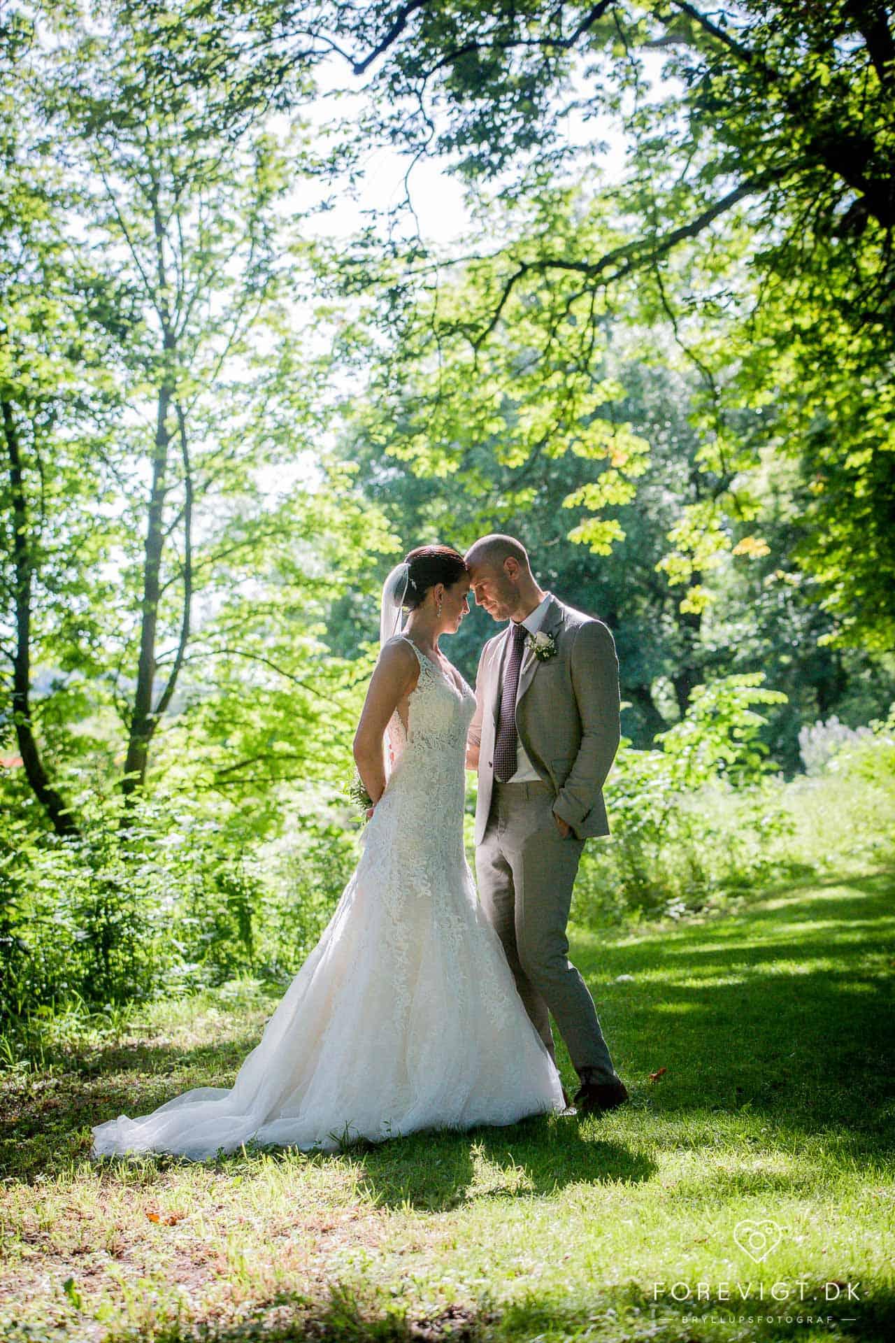 Hold bryllup i Sjællands smukkeste omgivelser