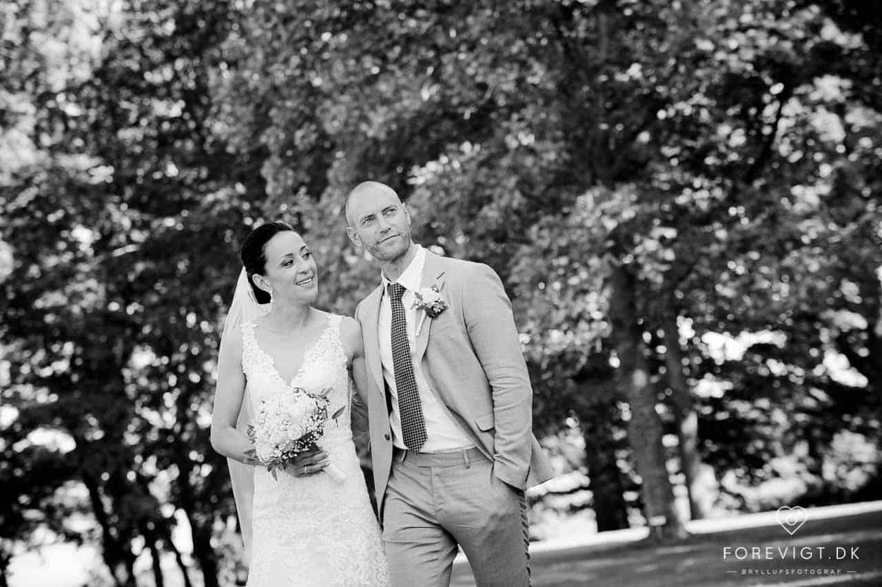 Bryllups fotograf Vestsjælland