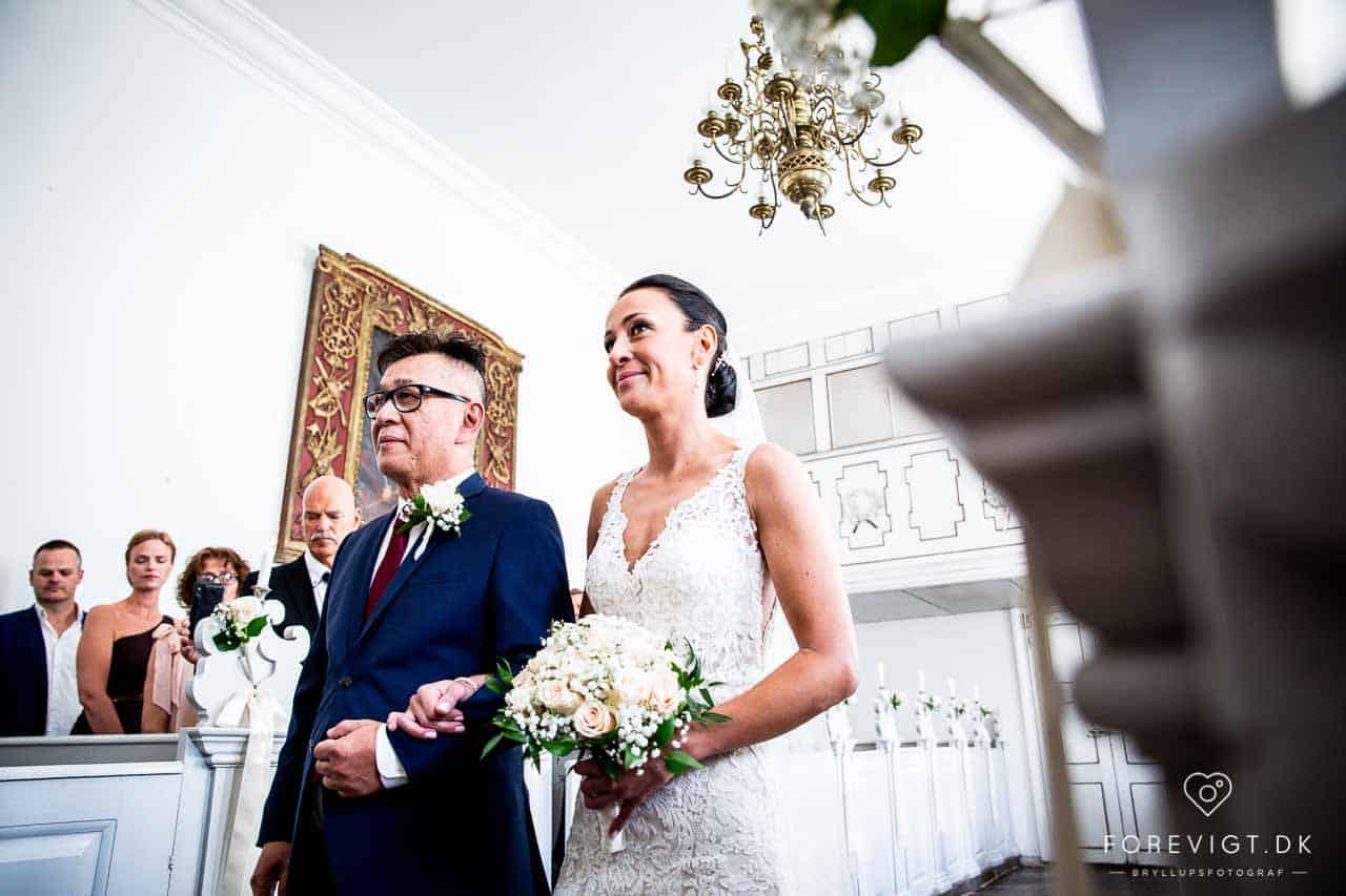 Hold your wedding at Dragsholm Castle