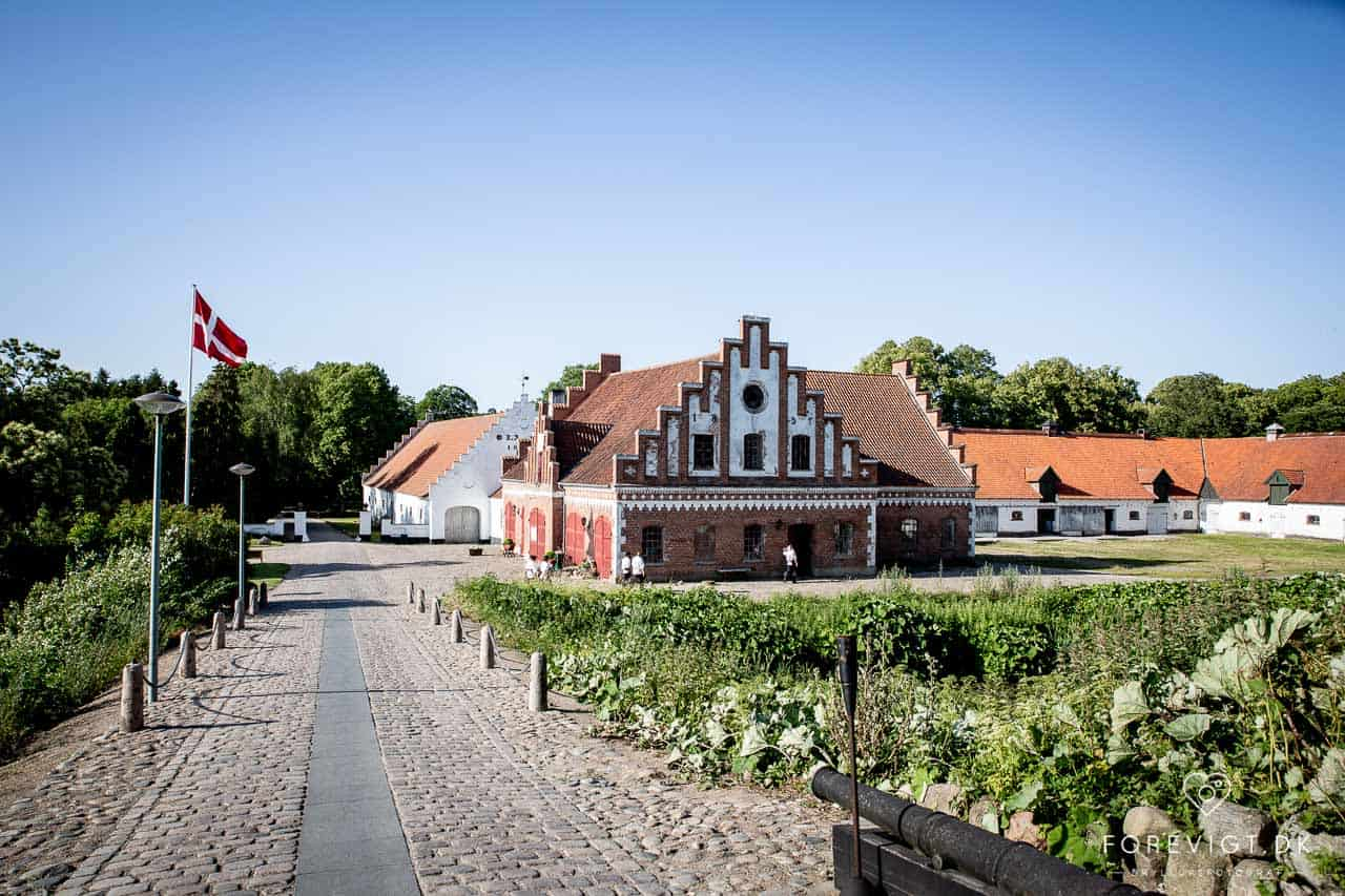 bryllupper på Dragsholm Slot
