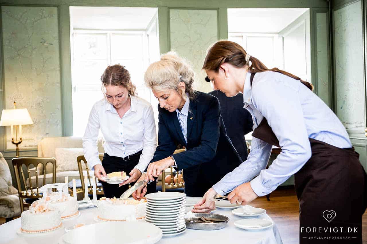Erfaring med Dragsholm Slot? - Bryllupsforberedelser