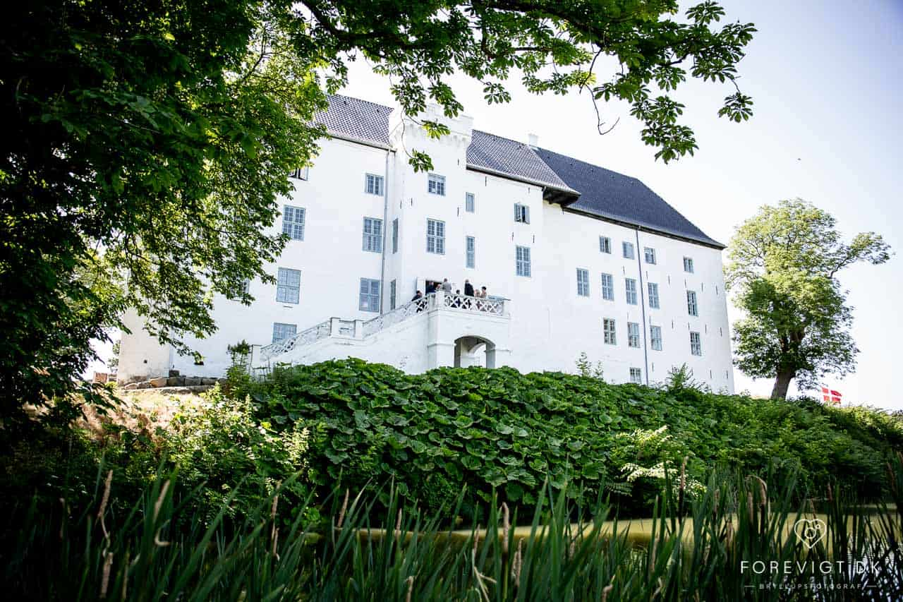 Dragsholm Slot bryllupper