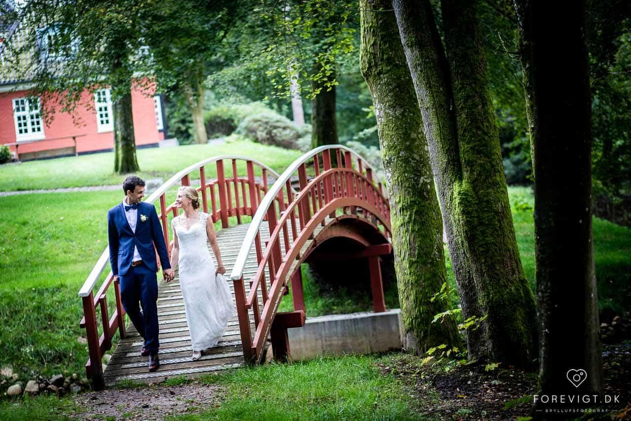brudeparret skarrildhus bryllup