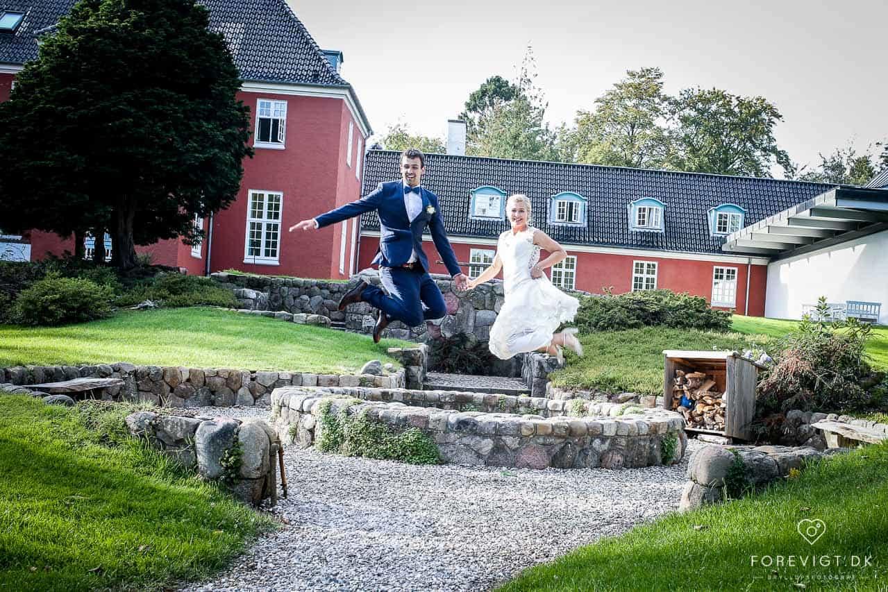 Lokaler nær Herning - Bryllup