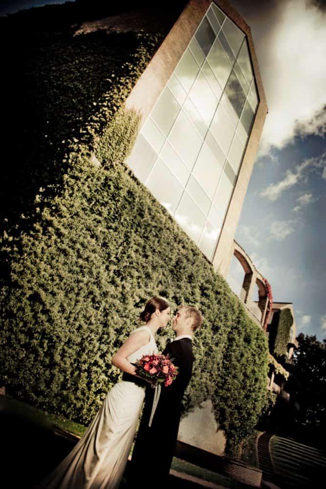 bryllup og fotografen