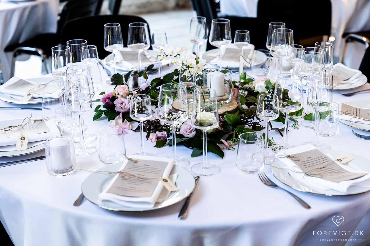 slottes sale og stuer som ramme og baggrund for jeres bryllupsbilleder