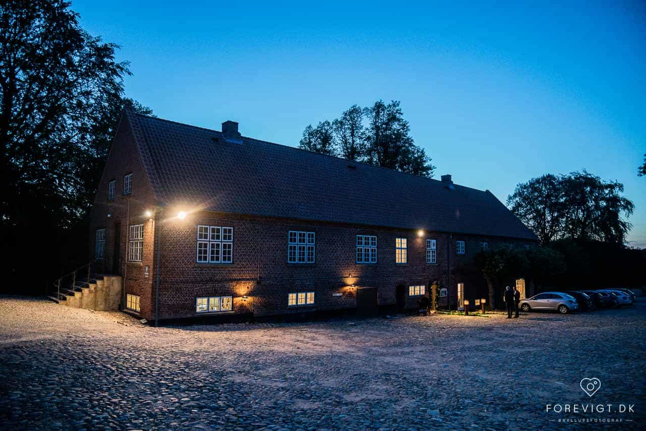 Bryllupsfest i Clausholms festlokale