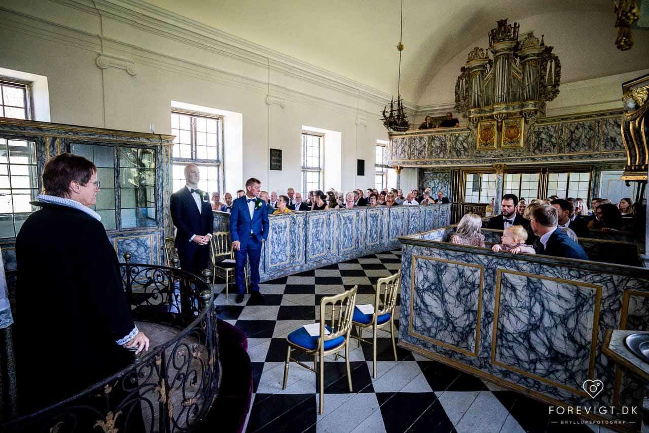 Clausholm Slot. Barokslot med kongelig forelskelse. Park Business Bryllup og festlokaler