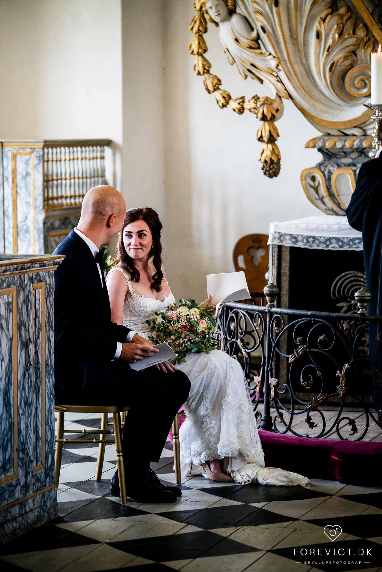 Clausholm Slot - Bryllup og alt om bryllupsplanlægning