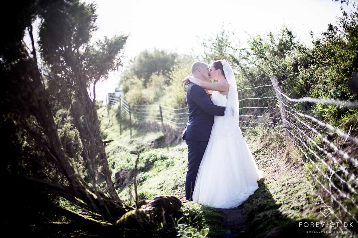 Bramslevgaard bryllup foto