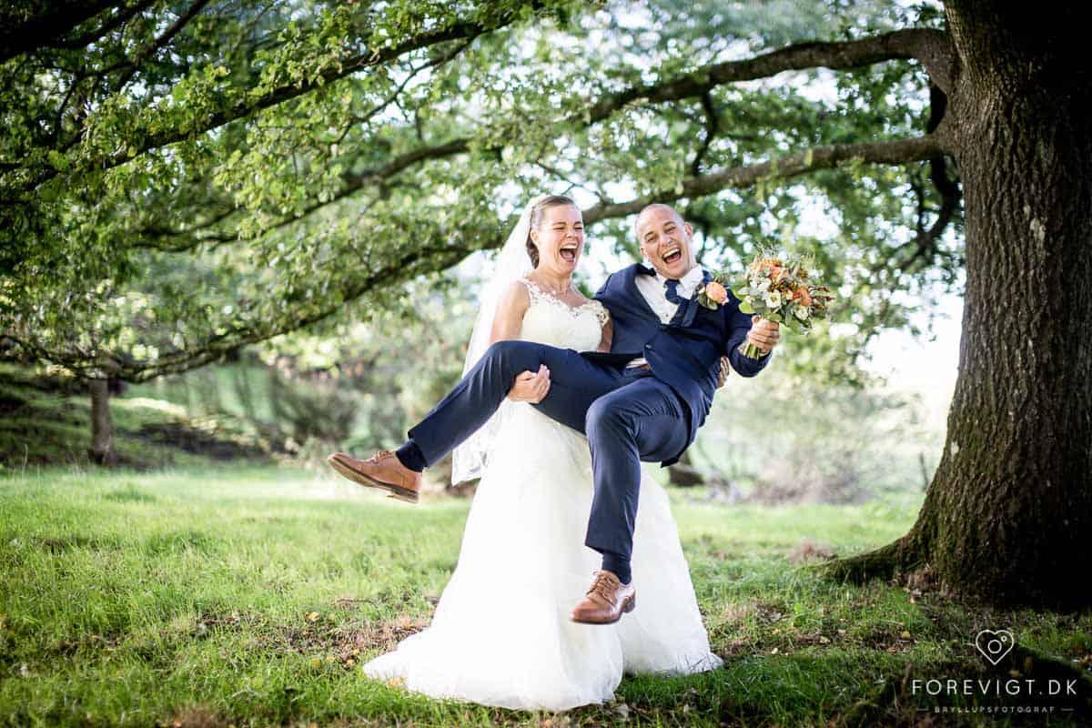 bryllupsportrætter Bramslevgaard bryllup