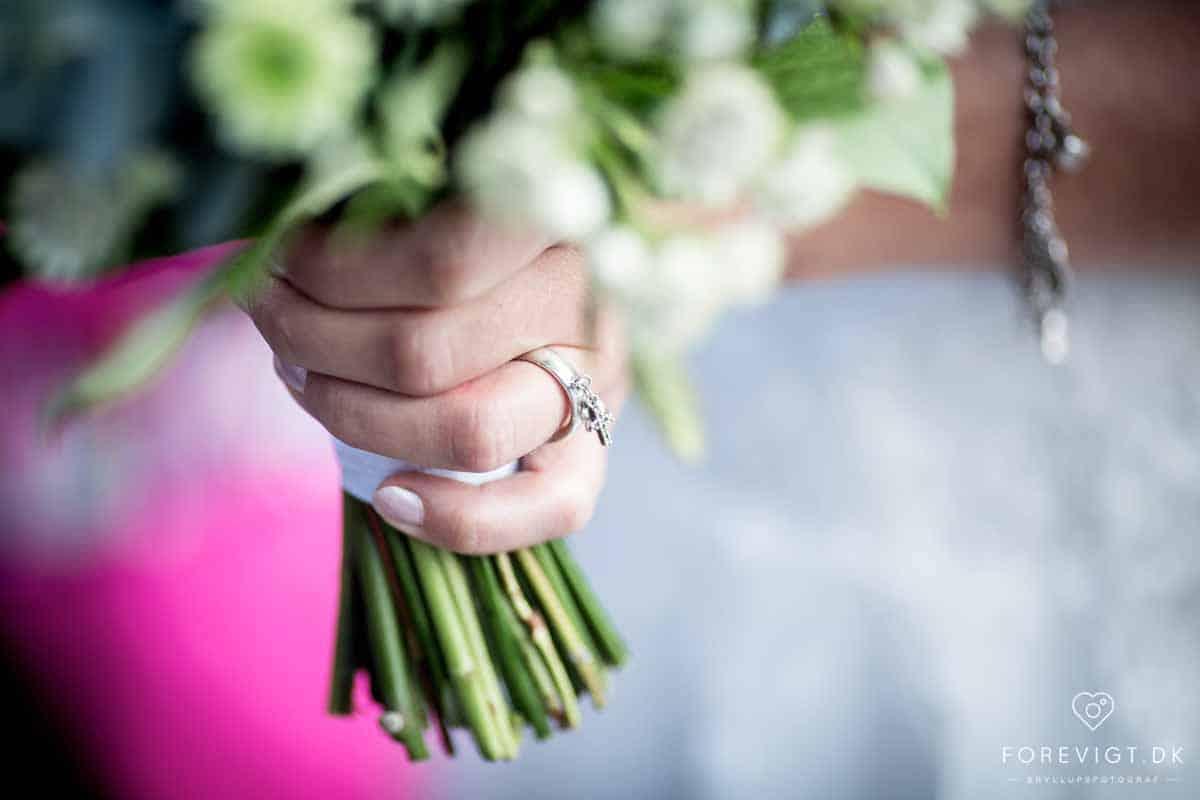 muligheden for at få taget nogle anderledes bryllupsbilleder