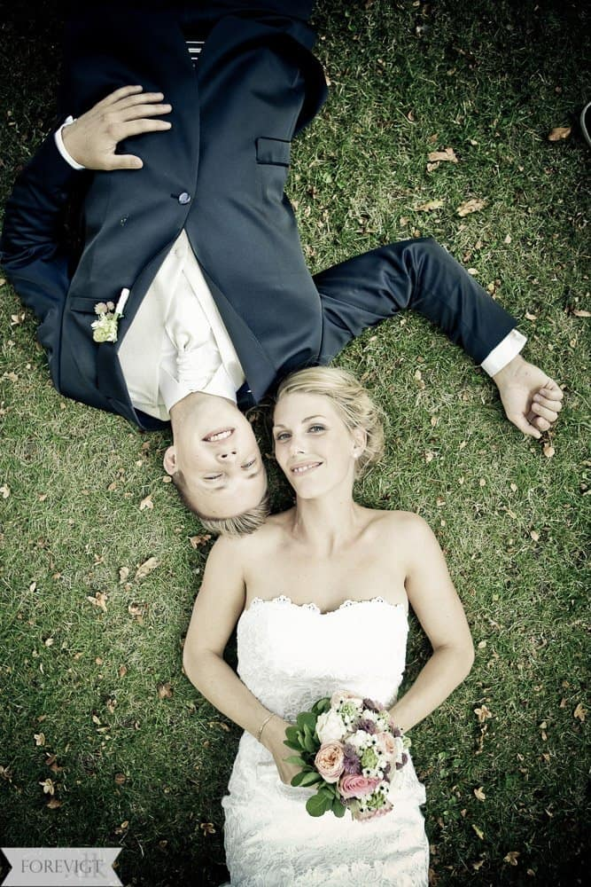 bryllup vejen