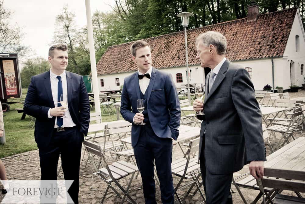 Børkop Vandmølle bryllup5