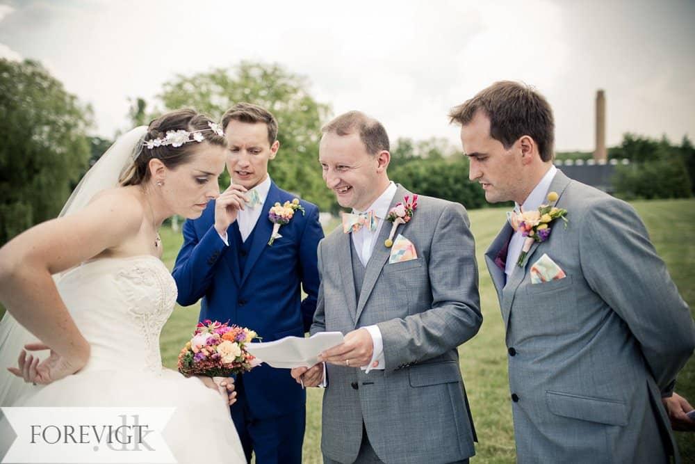 Nordsjælland bryllup