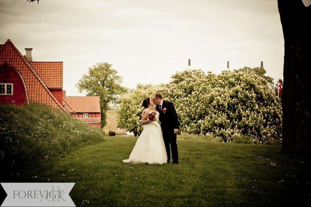 bryllup københavn kastellet 33