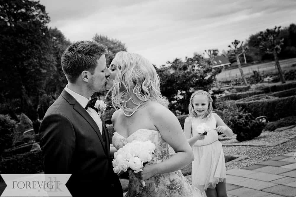 bryllupsfotografering Børkop