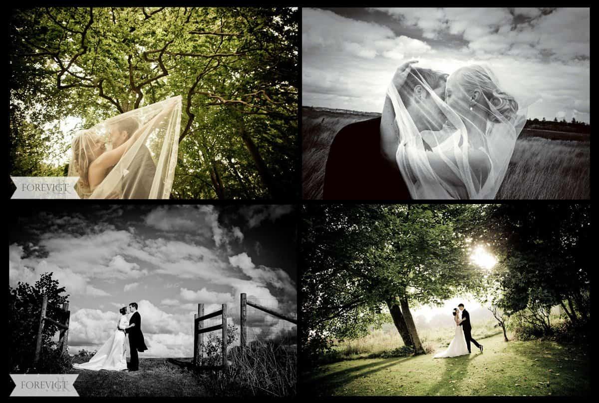 Hestehave Herregård bryllup