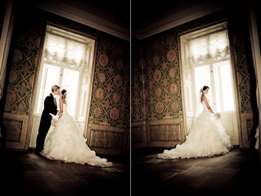 Harridslevgaard Slot bryllup