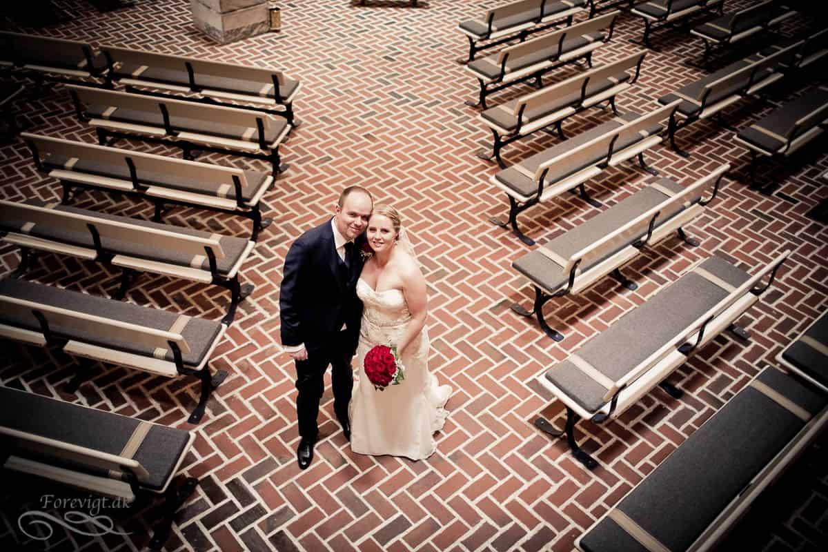 bryllupsfoto-sædding kirke