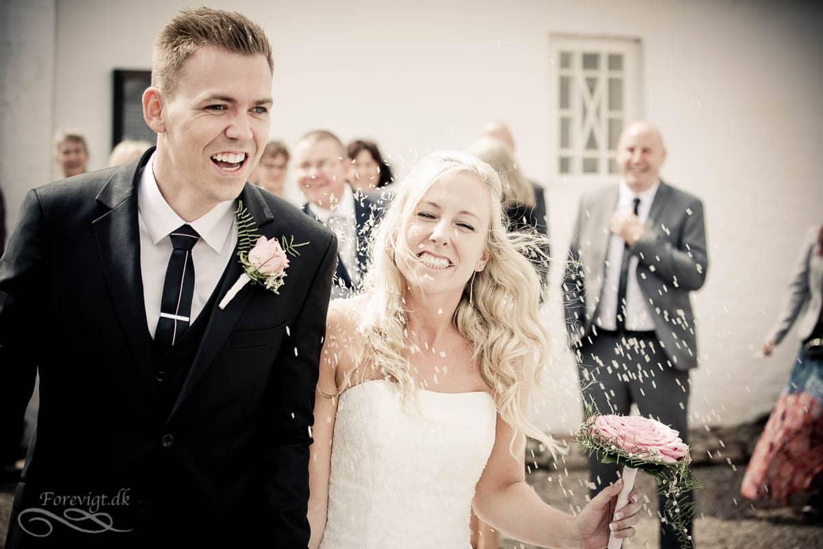 hold bryllup på fyn