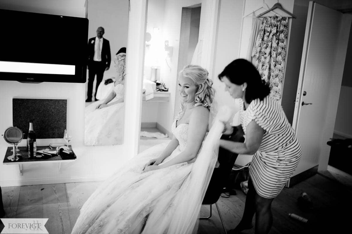 billeder af brudepar