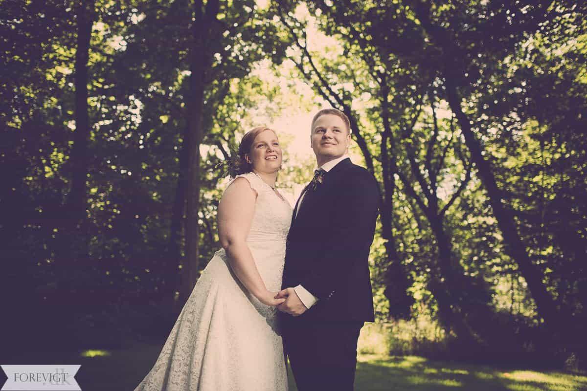 bryllupsfotografering Nørre vosborg