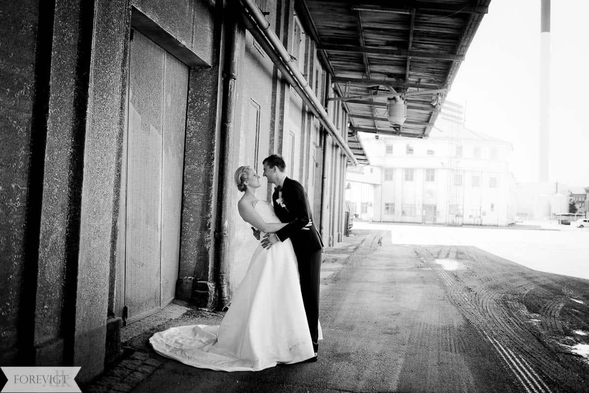 bryllupsfotos århus havn