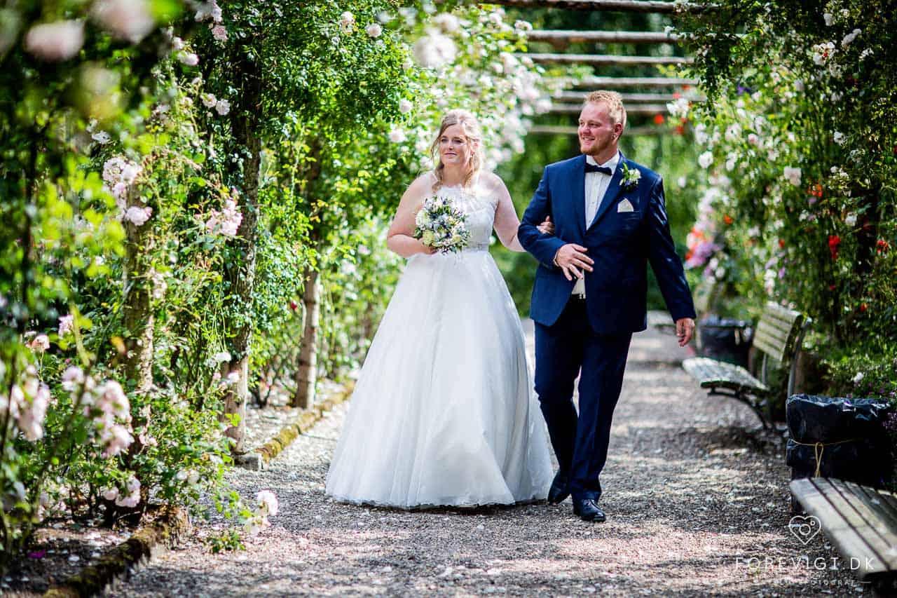 Underholdning til bryllup i Aalestrup