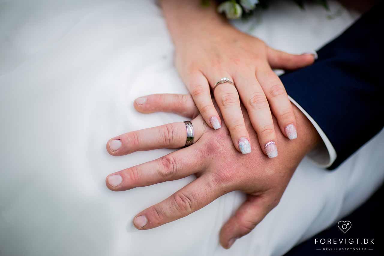 Bryllup, bryllupsfest og bryllupsreise i Nordjylland