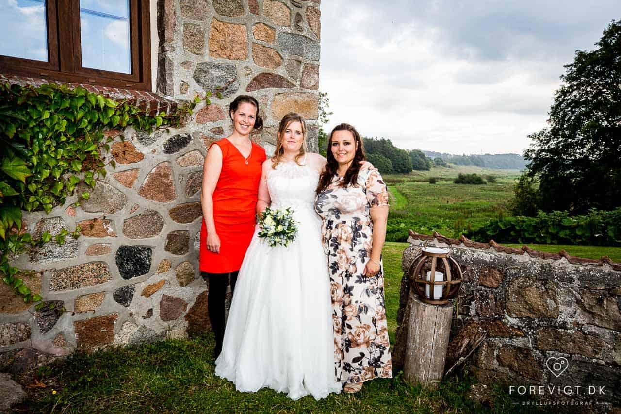 Tips & Idéer til bryllupsfotografering