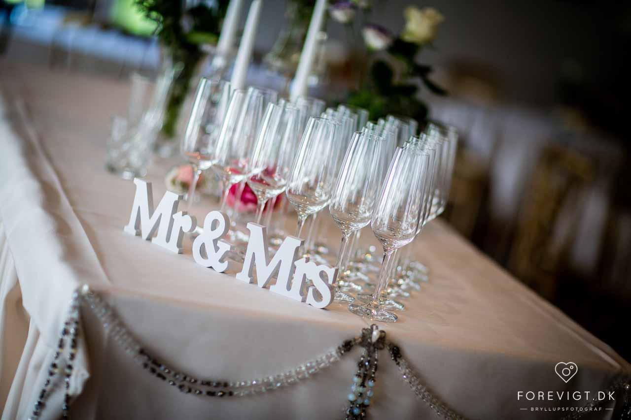 Fotograf til bryllupsbilleder på Lille Restrup
