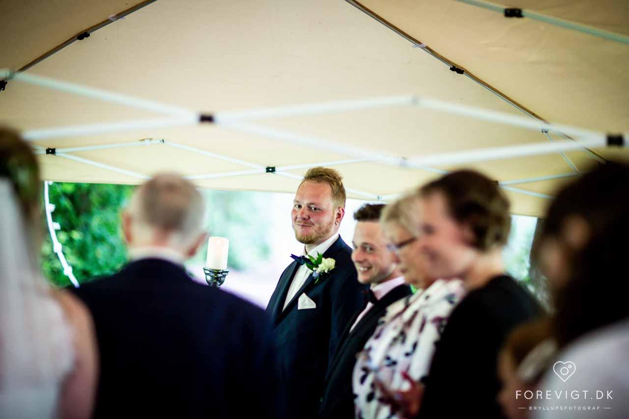 Lille Restrup Hovedgaard - Bryllupsfotograf