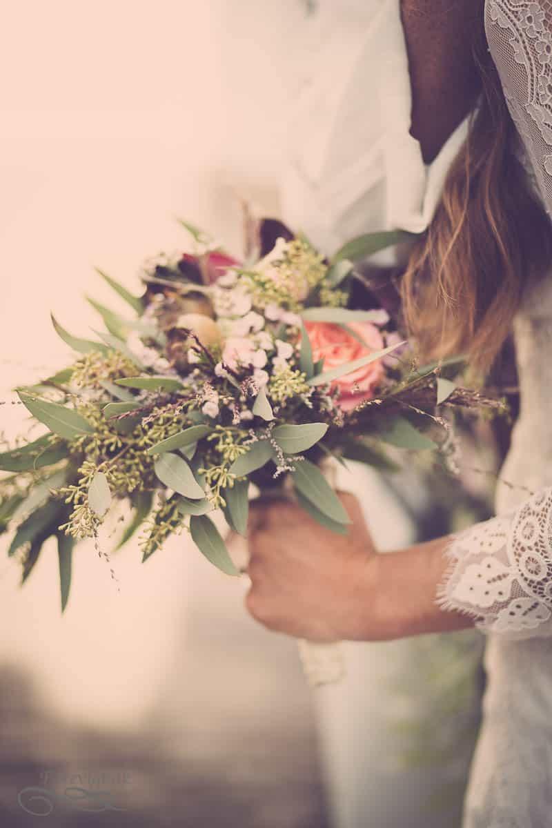 pris brudebuket