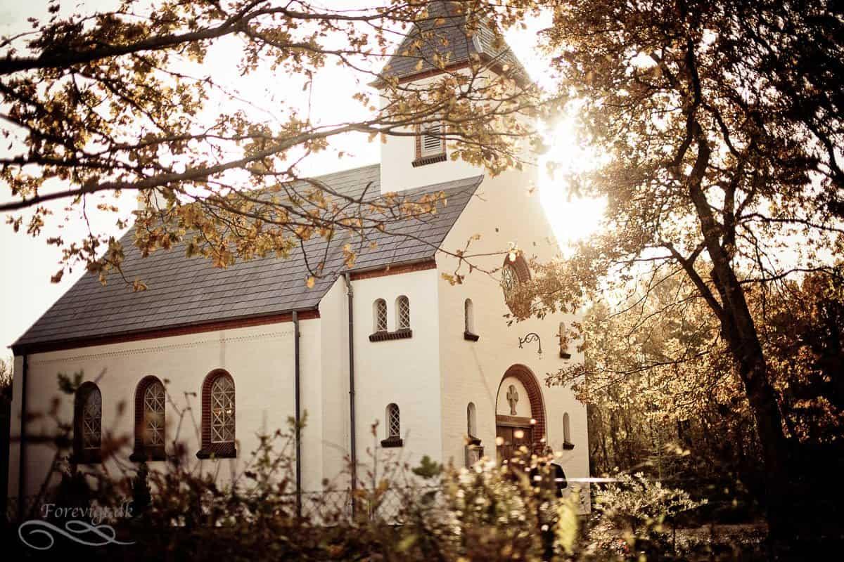 efterårs bryllup København