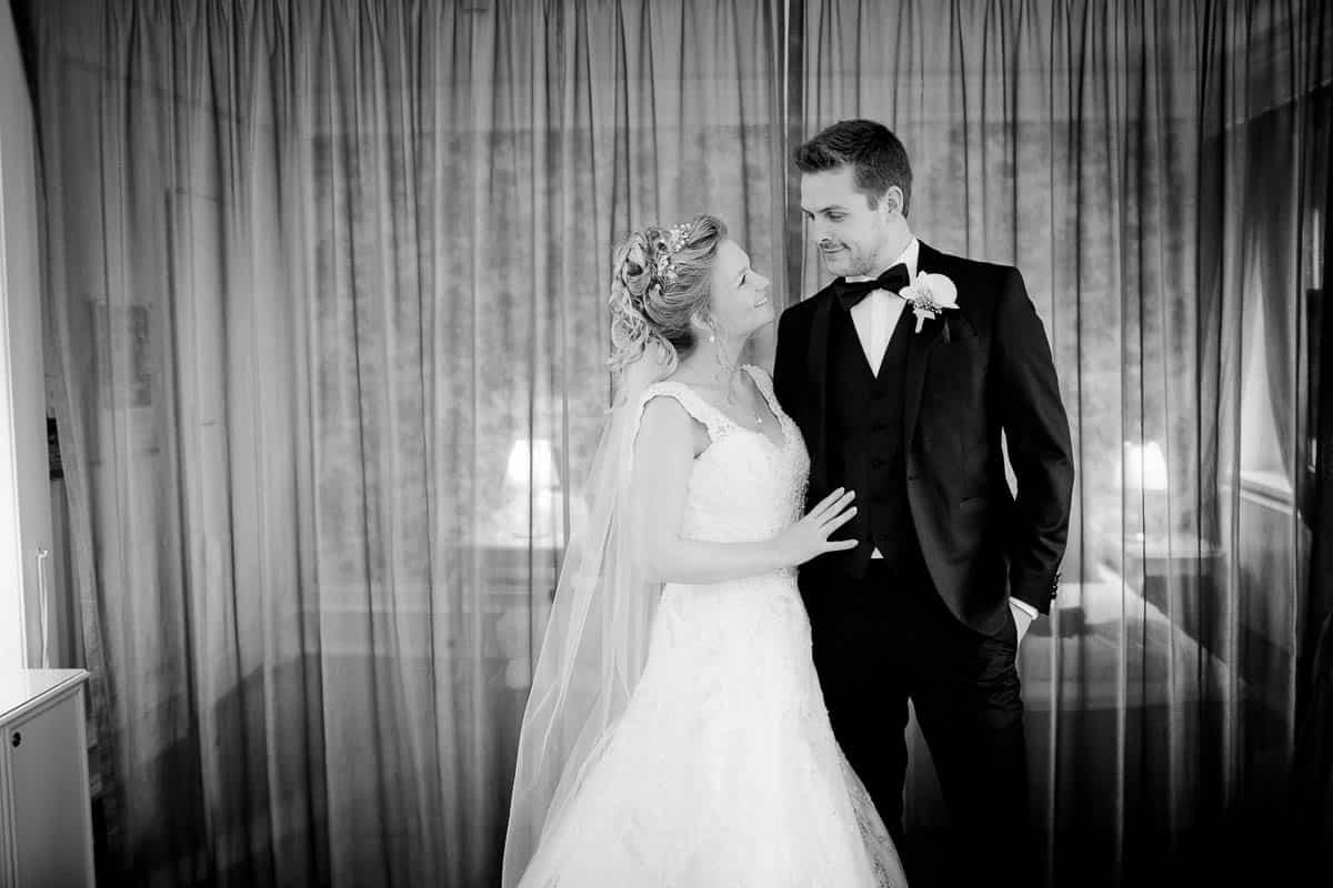 Bryllup i Skovpavillonen Assens