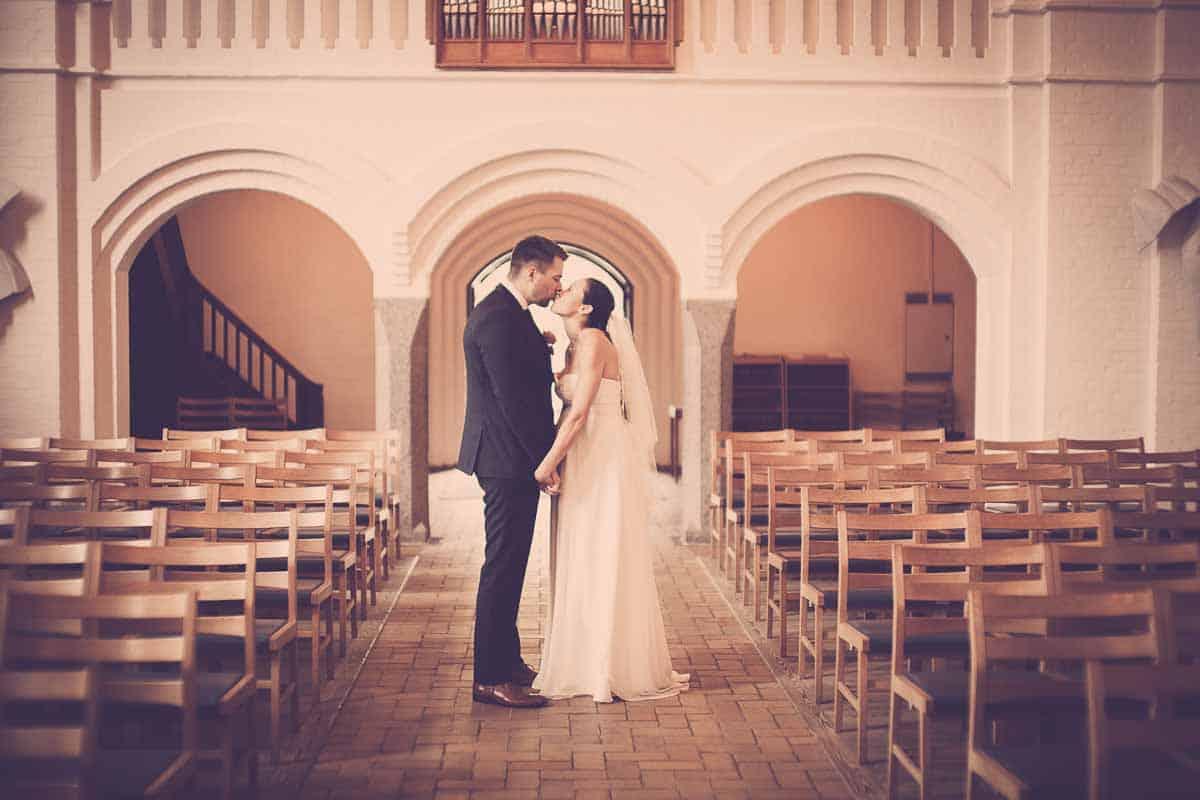 kirke bryllup københavn