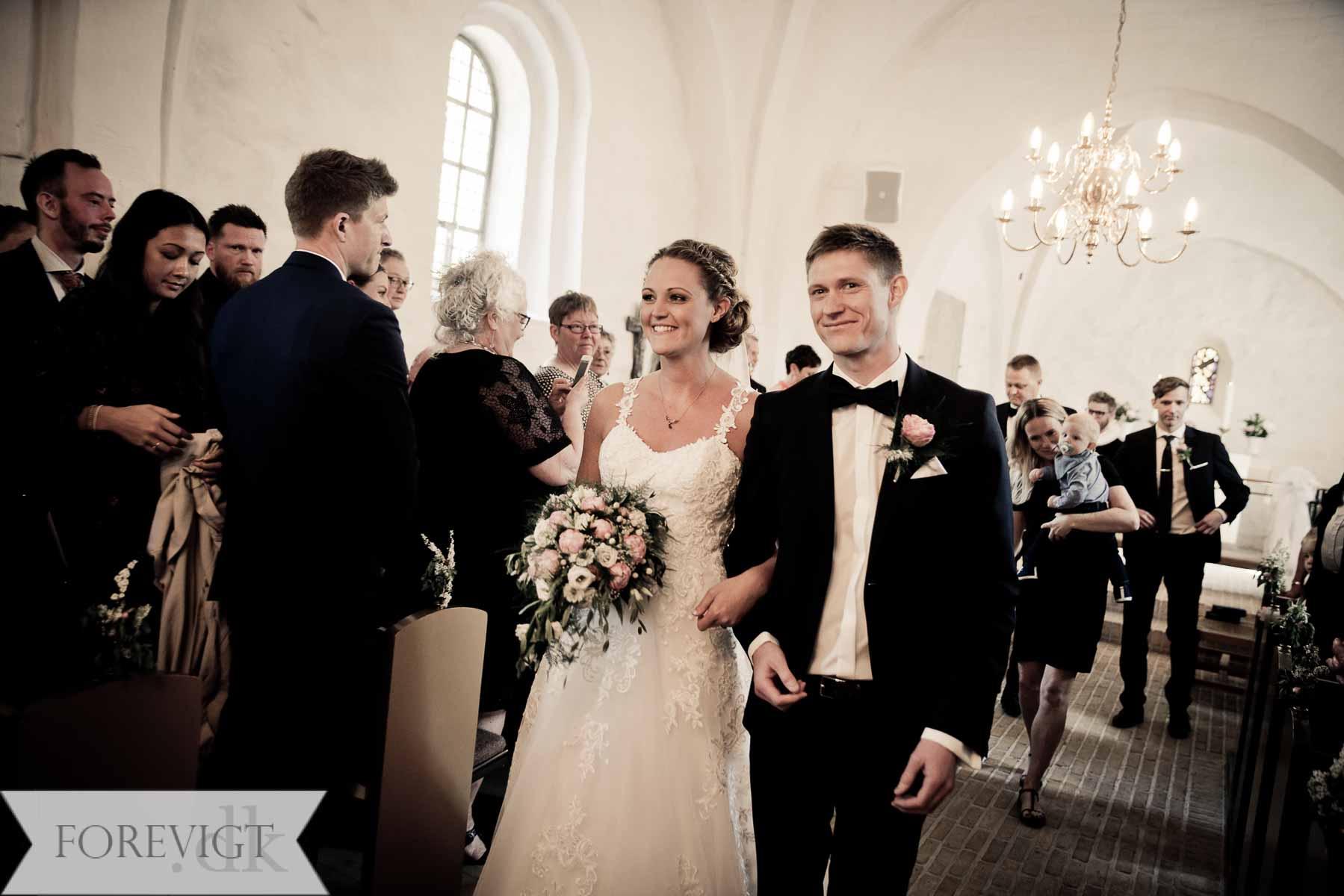 brudepar hammer kirke