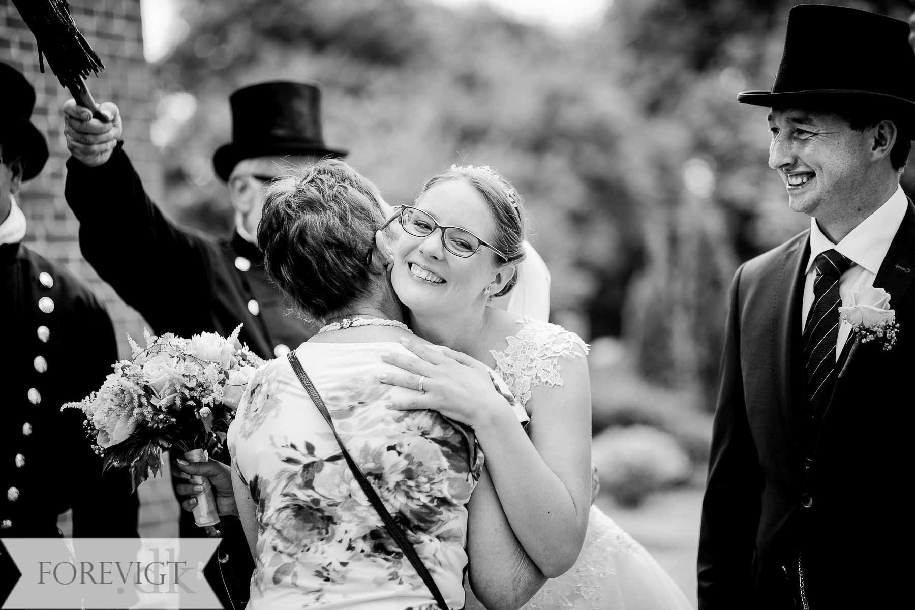 lykønskning brudepar Erritsø kirke