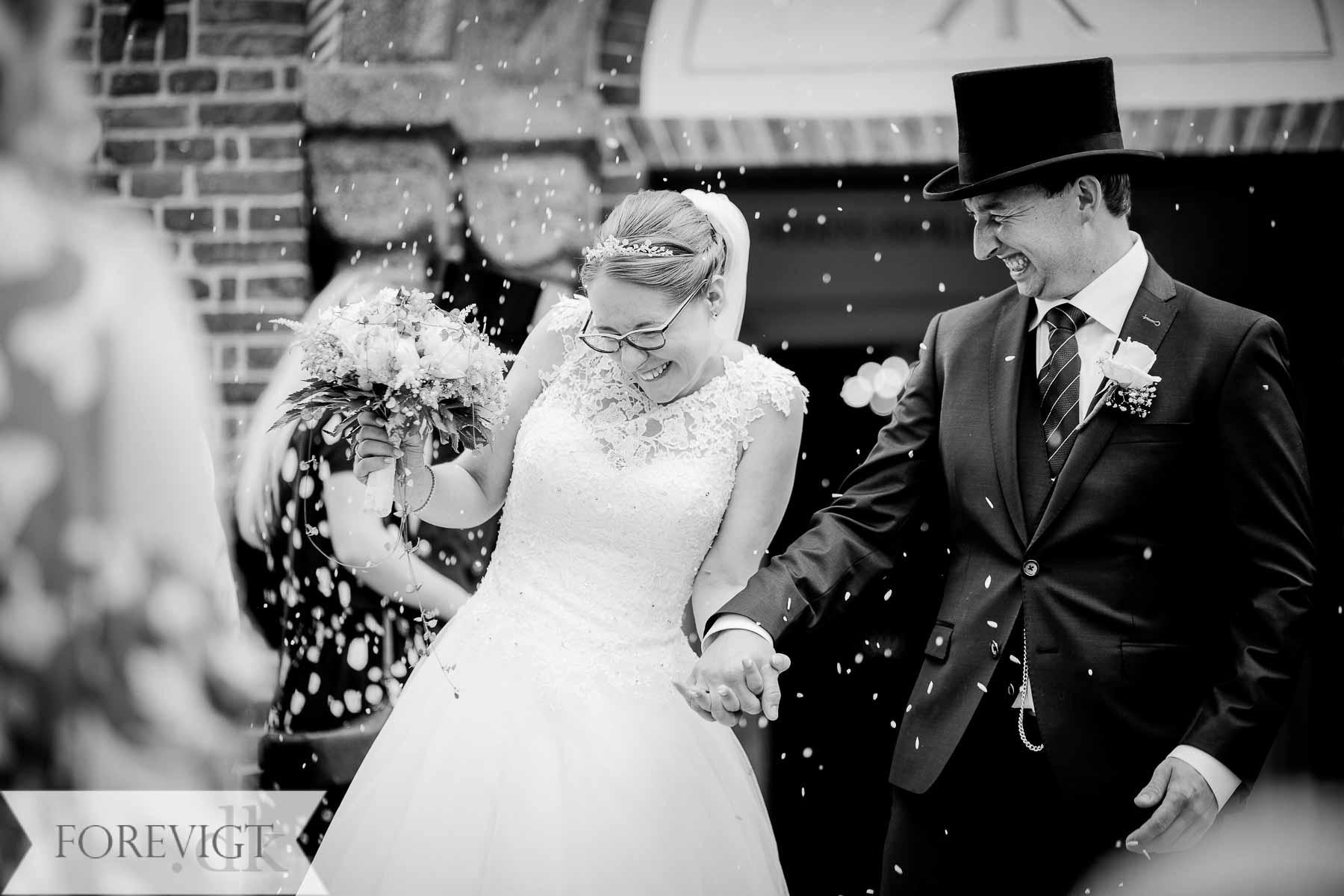 riskast bryllup Erritsø kirke