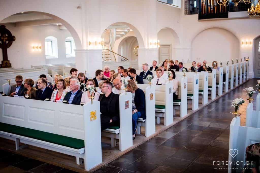 Kirker på Fyn til bryllup