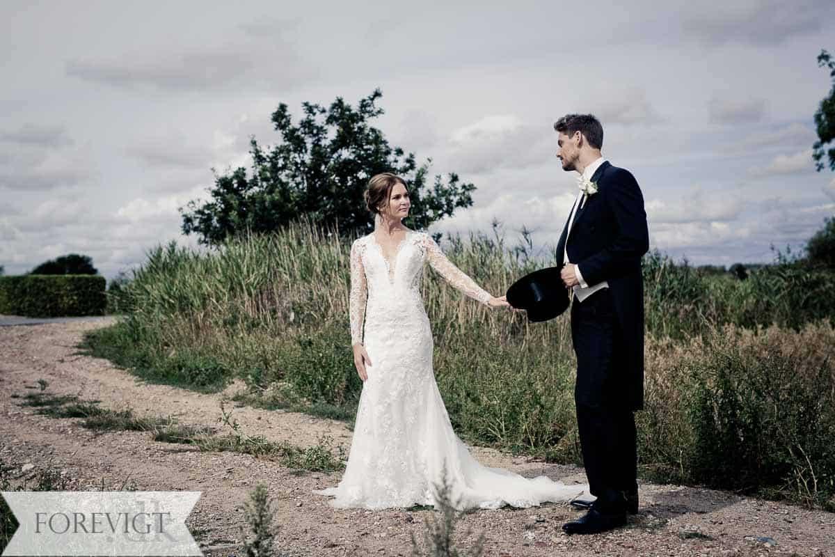 Bjerremark bryllup