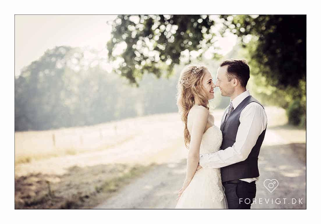 bryllupsfoto fra Nordjylland