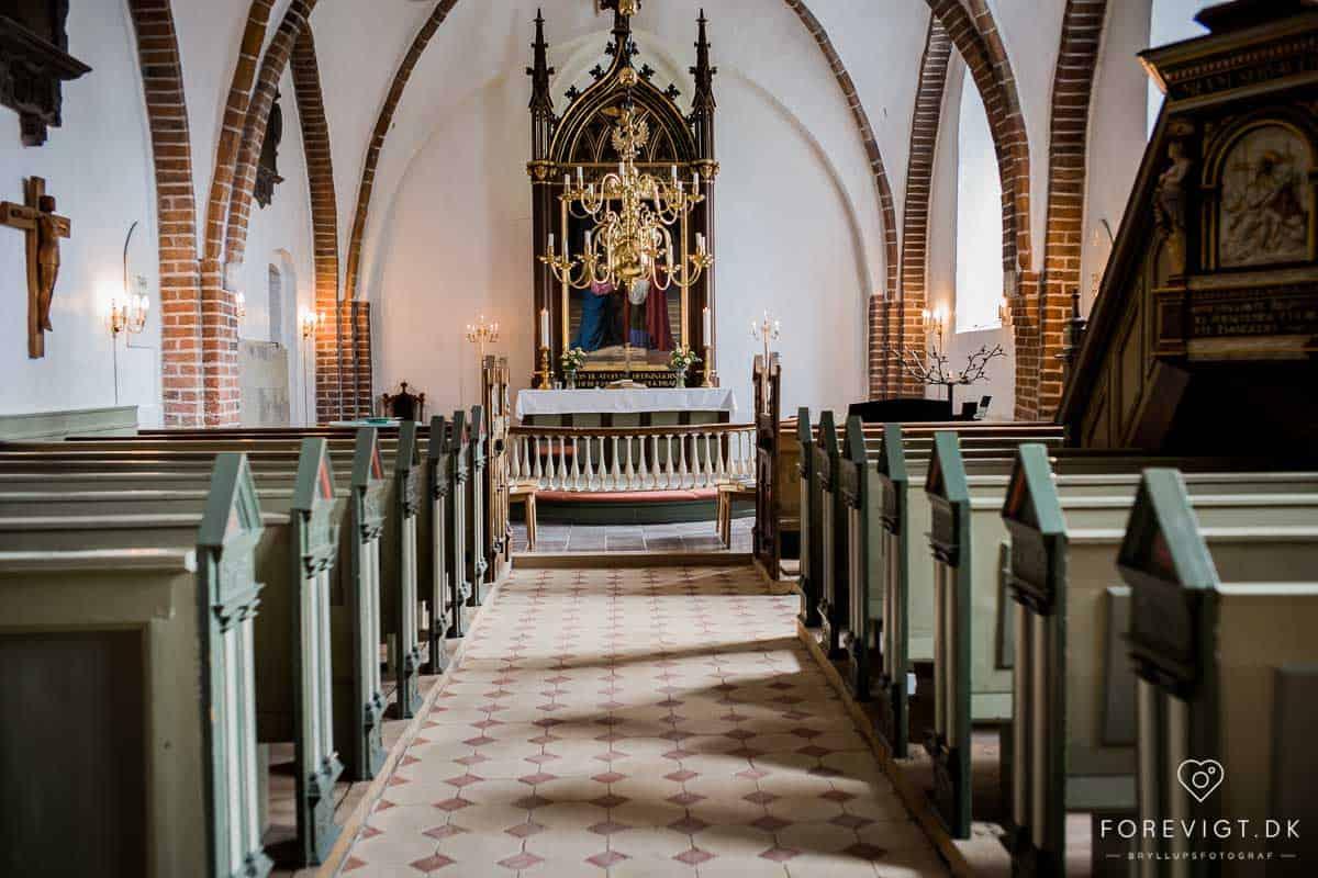 romantiske herfølge kirke