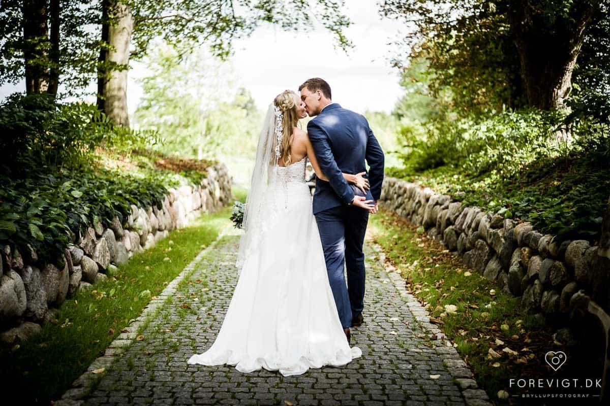bryllupsbilleder Herfølge