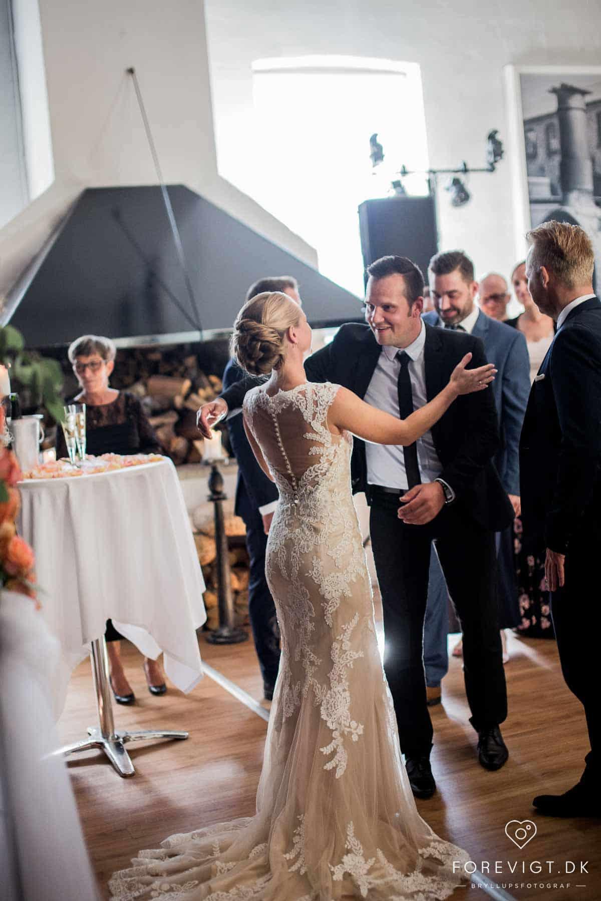 Centralværkstedet er et af de sejeste steder at holde bryllup i Aarhus