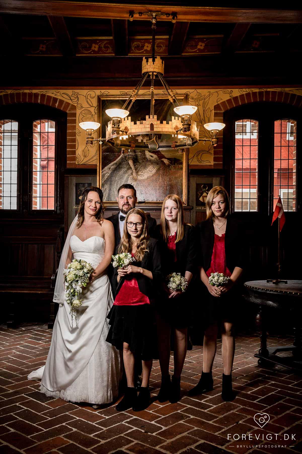 wedding in Ribe